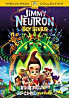 JIMMY NEUTRON BOY GENIUS (Japan Version)