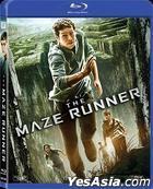 The Maze Runner (2014) (Blu-ray) (Hong Kong Version)