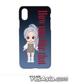 BLACKPINK H.Y.L.T Official Goods - Phone Case (H.Y.L.T. Rosé) (Hard) (iPhone X / XS)