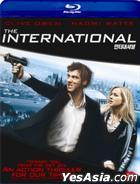 The International (Blu-ray) (Korea Version)