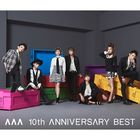 AAA 10th ANNIVERSARY BEST (2CD+DVD)(日本版)