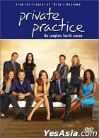 Private Practice (DVD) (The Complete Fourth Season) (Hong Kong Version)