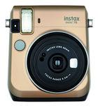 Fujifilm Instax Mini 70 Selfie Mode Instant Camera (Gold)