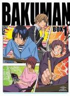 爆漫 3rd Series DVD-BOX 1 (DVD)(日本版)