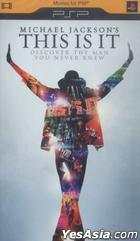 Michael Jackson: This Is It (2009) (UMD) (US Version)