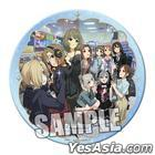 THE IDOLM@STER CINDERELLA GIRLS : Can Badge with Stand COOL