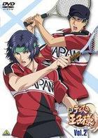 New Prince of Tennis (DVD) (Vol.2) (Japan Version)