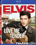 Love Me Tender (1956) (Blu-ray) (Hong Kong Version)
