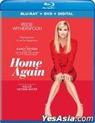 Home Again (2017) (Blu-ray + DVD + Digital) (US Version)