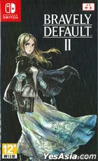 BRAVELY DEFAULT II (Asian Chinese Version)