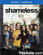 Shameless (Blu-ray + Digital HD) (The Complete 5 Season) (US Version)