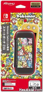Nintendo Switch Lite Smart Pouch EVA Pocket Monster Comic (Japan Version)