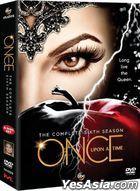 Once Upon A Time (DVD) (Ep. 1-22) (The Complete Sixth Season) (Hong Kong Version)