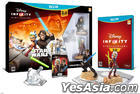 Disney Infinity 3.0 Star Wars (Starter Pack) (Wii U) (Japan Version)