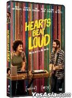Hearts Beat Loud (2018) (DVD) (Hong Kong Version)