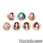 Oh My Girl 'Nonstop' Official Goods - Mirror Griptok (Hyo Jung)