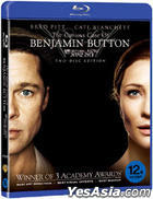 The Curious Case Of Benjamin Button (Blu-ray) (2-Disc) (Korea Versoin)