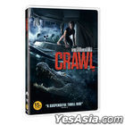 Crawl (DVD) (Korea Version)