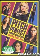 Pitch Perfect 3-Movie Collection Includes Bonus Disc (DVD) (Hong Kong Version)