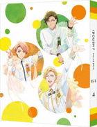 IDOLiSH7 Second BEAT! Vol.4 (DVD) (Japan Version)