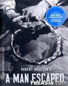 A Man Escaped (1956) (Blu-ray) (The Criterion Collection) (US Version)