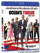 Ocean's Twelve (Blu-ray) (Korea Version)