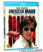 American Made (Blu-ray) (Korea Version)