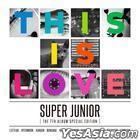 Super Junior Vol. 7 Special Edition - This is Love (Random Version)