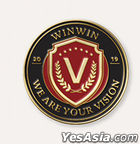 WayV 2021 Back to School Kit - Badge (Winwin)