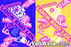 Weki Meki Single Album Vol. 2 - LOCK END LOL (Random Version)