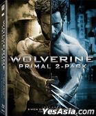 Wolverine 2-Pack Boxset (Blu-ray) (Hong Kong Version)