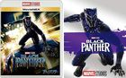 Black Panther (MovieNEX + Blu-ray + DVD + Outer Case) (Japan Version)
