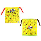 Pokemon Drawstring Pouch Set (2 Pieces)