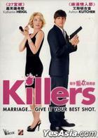 Killers (DVD) (Hong Kong Version)