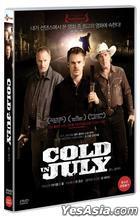 Cold in July (2014) (DVD) (Korea Version)