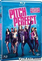 Pitch Perfect (2012) (Blu-ray) (Hong Kong Version)