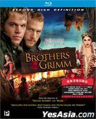 The Brothers Grimm (Blu-ray) (Hong Kong Version)