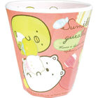 Sumikko Gurashi  Printed Plastic Cup (Red)