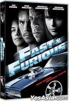Fast & Furious (DVD) (Hong Kong Version)