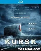 Kursk (2018) (Blu-ray) (Hong Kong Version)