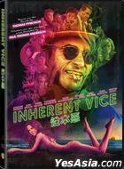 Inherent Vice (2014) (DVD) (Hong Kong Version)