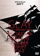 GLAY X Hokkaido 150 Glorious Million Dollar Night vol.3 (Day 1) (Japan Version)