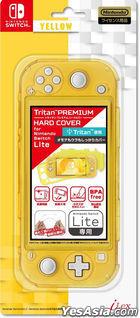Nintendo Switch Lite Tritan Premium Hard Cover (黄色) (日本版)