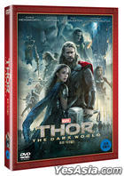 Thor : The Dark World (DVD) (Korea Version)