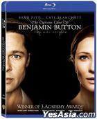 The Curious Case of Benjamin Button (Blu-ray) (2-Disc Edition) (Hong Kong Version)