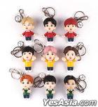 EXO Figure Keyring Shining Edition (Glitter Keyring + Photo Card + Mirror) (Baek Hyun)