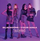 BLACKPINK IN YOUR AREA (ALBUM+DVD)   (Japan Version)
