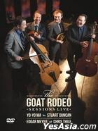 The Goat Rodeo Sessions Live (DVD)