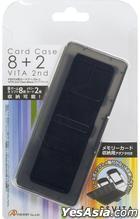 PSV カードケース8+2 VITA 2nd ブラック (日本版)