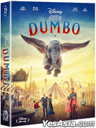 Dumbo (2019) (Blu-ray) (Steelbook Limited Edition) (Korea Version)